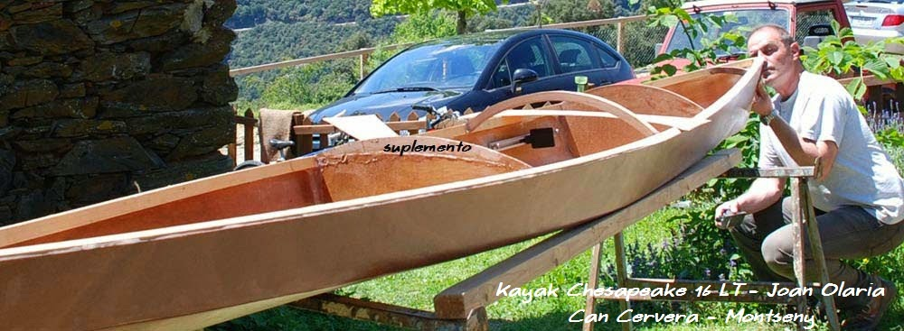 Club pirag isme silla construyendo piraguas for Sillas para kayak