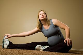 Mujer Embarazada, Ejercicios