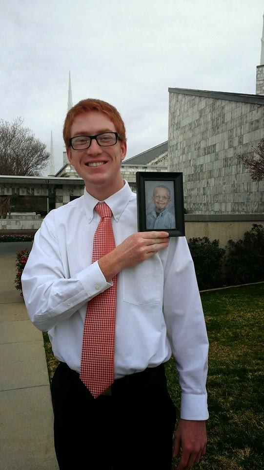 Elder Kyle Autrey