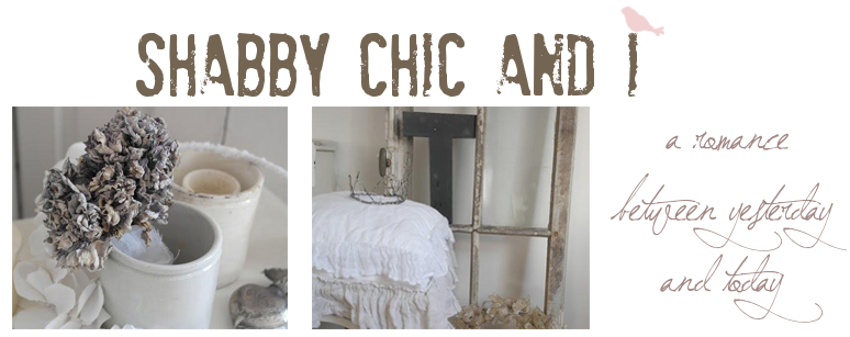 shabby chic and i shabby chic diy und deko diy backe. Black Bedroom Furniture Sets. Home Design Ideas