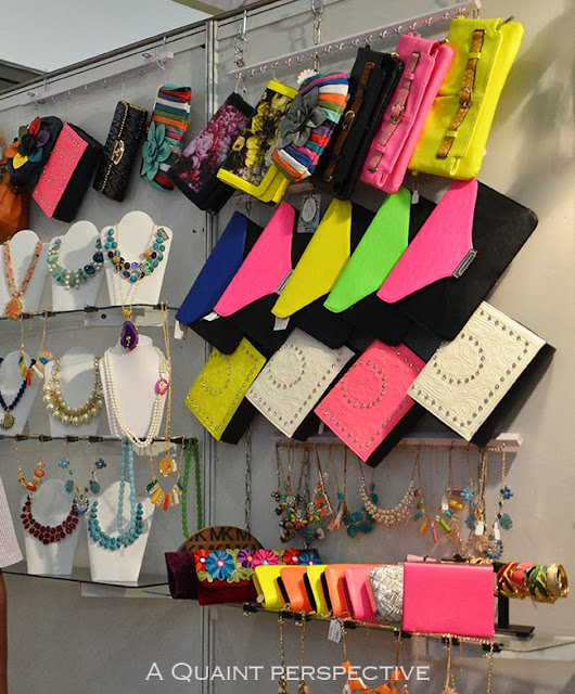 Jewelry and Accessories in neons