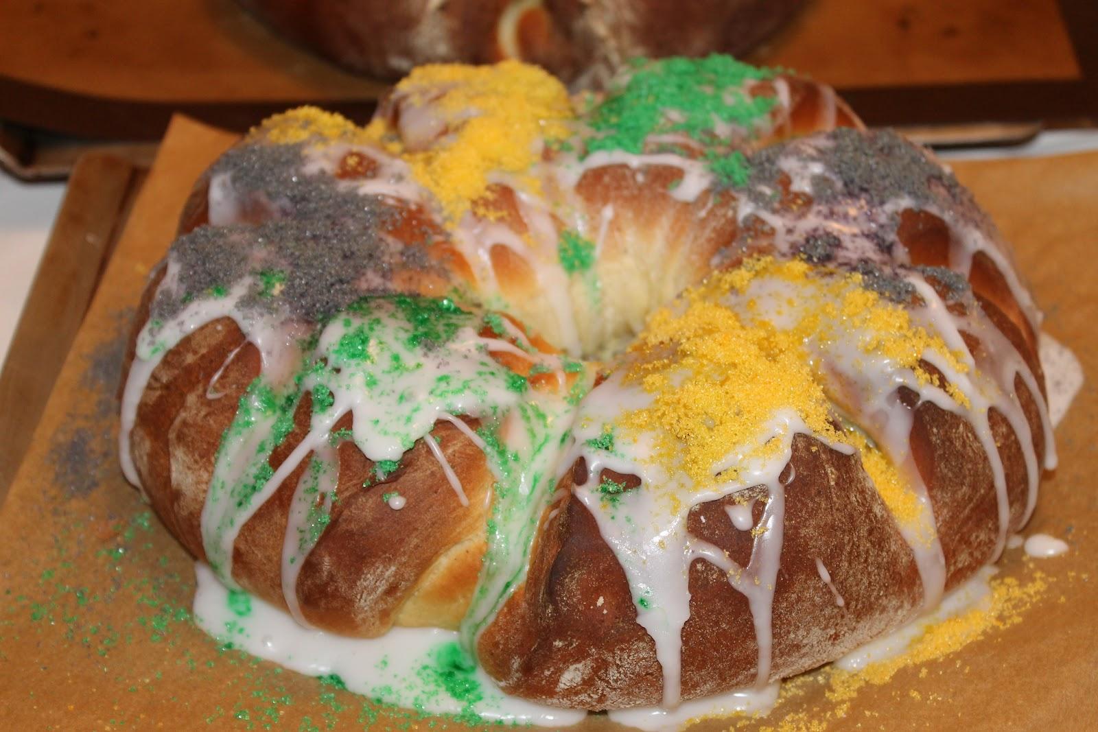 History Of King Cake In Louisiana