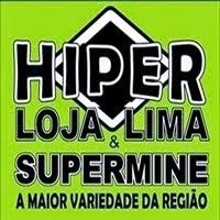 HIPER LOJA LIMA E SUPERMINE