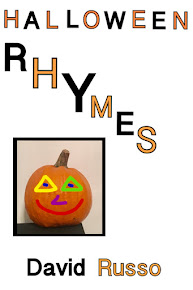 Halloween Rhymes is now available on Amazon. Please click below for the book.