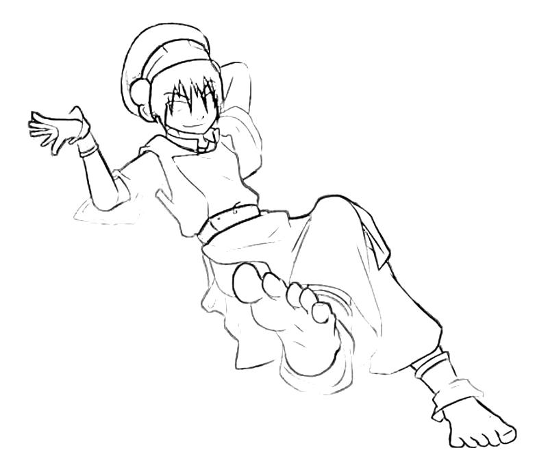 printable-avatar-toph-cute_coloring-pages