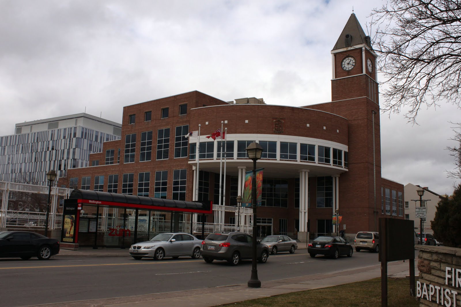 Brampton City Hall