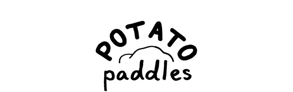 Potato Paddles