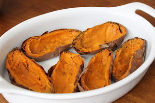 thanksgiving, health, fitness, tips, feast, clean eating, 21 day fix, sweet potato