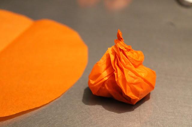 pinterest inspired pumpkin sweet giveaways - Halloween Crafts