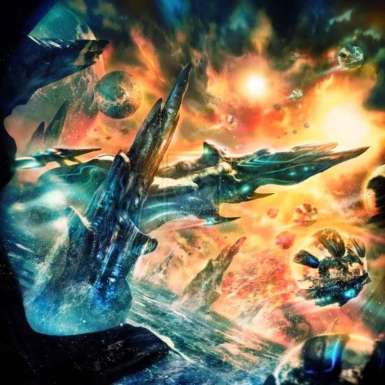 Manthos Lappas deviantart ilustrações fantasia ficção científica