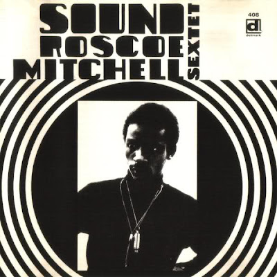 jazz session coffee: Sound - Roscoe Mitchell (1966)