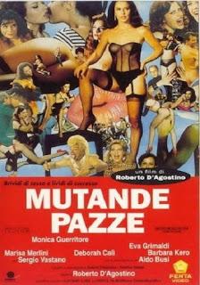 Mutande pazze (1992) Roberto D'Agostino