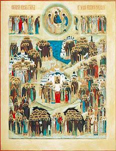 Tous les saints de Russie