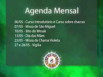 Agenda Mensal
