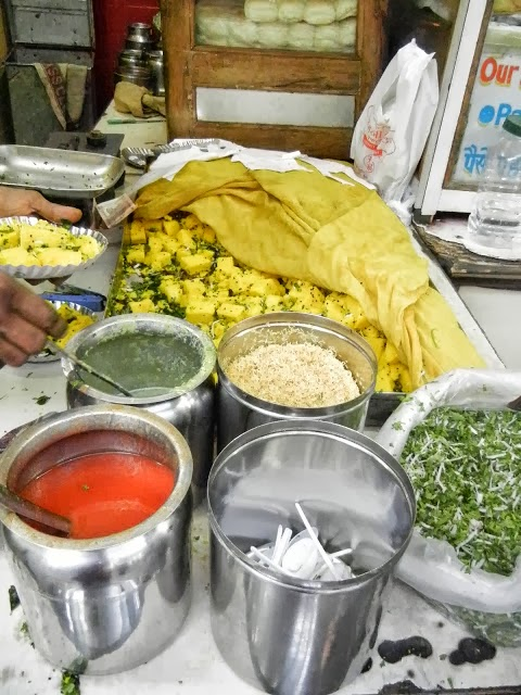 mg road dhokla best