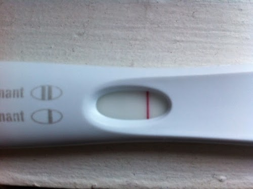 The Pregnancy Blogs: Faint Positive Pregnancy Test and How You ...