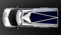 Carbon TX7 Multi Mission Vehicle (2013) Top