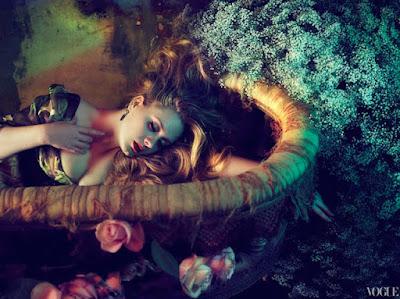 Adele en la portada de Vogue 17
