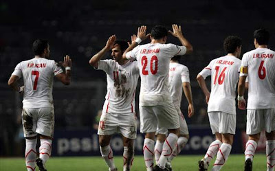 Indonesia 1 - 4 Iran (3)