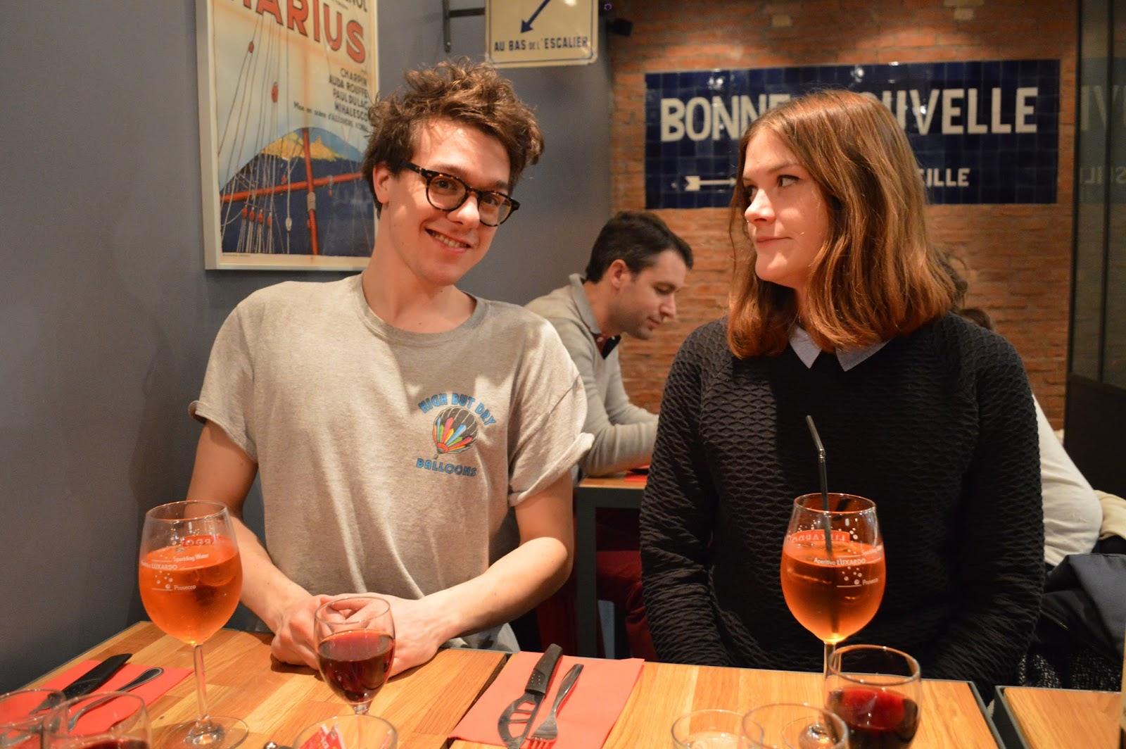 What do to for a weekend in Paris La Cerise Sur La Pizza