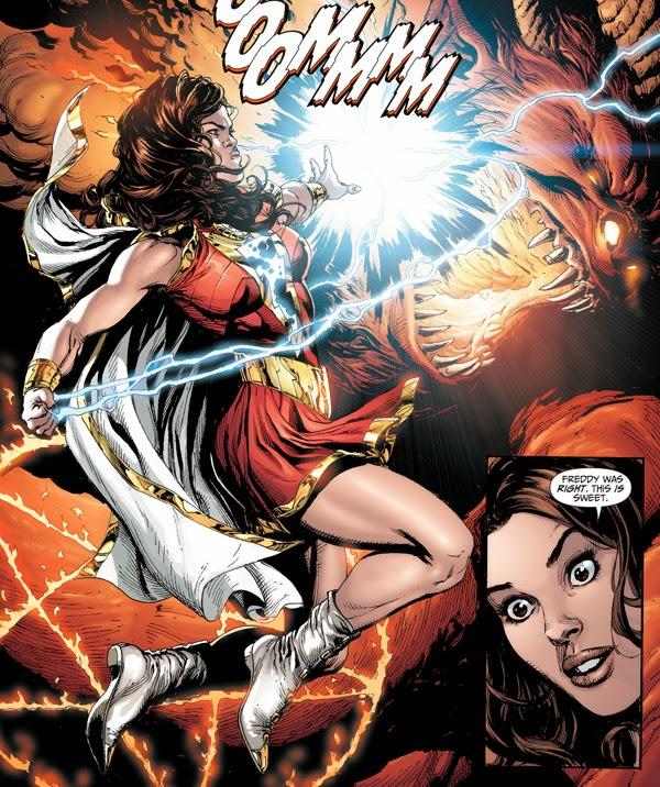 Mary Marvel - DC Comics