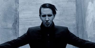 Marilyn Manson, Marilyn Manson 2015, Marilyn Manson, Blog Mortalha