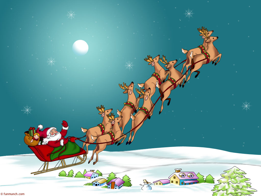 Merry christmas wallpapers free annaharper - Free funny christmas desktop wallpaper ...