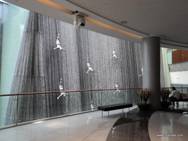 dubai mall Burj Al Arab - Afternoon Tea Session