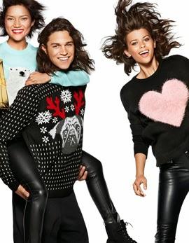 H&M colección Navidad 2014