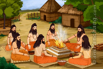 Interesting Facts about Upanishads Vedic Hindu Rishis