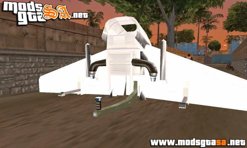 SA - Jetpack Hydra