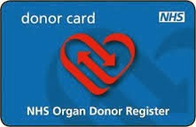 Click card to open NHSBT page
