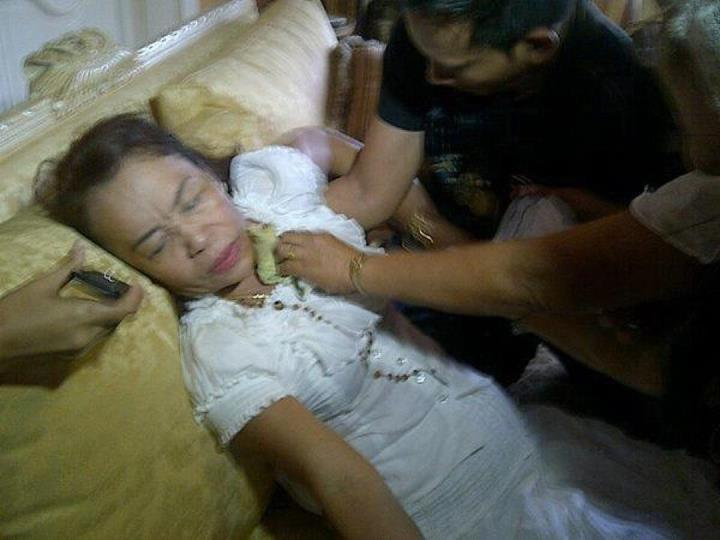 Nanay Dionesia After Pacquiao Bradley Fight