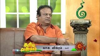 Virundhinar Pakkam – Sun TV Show 05-05-2014 Vasu Vikram