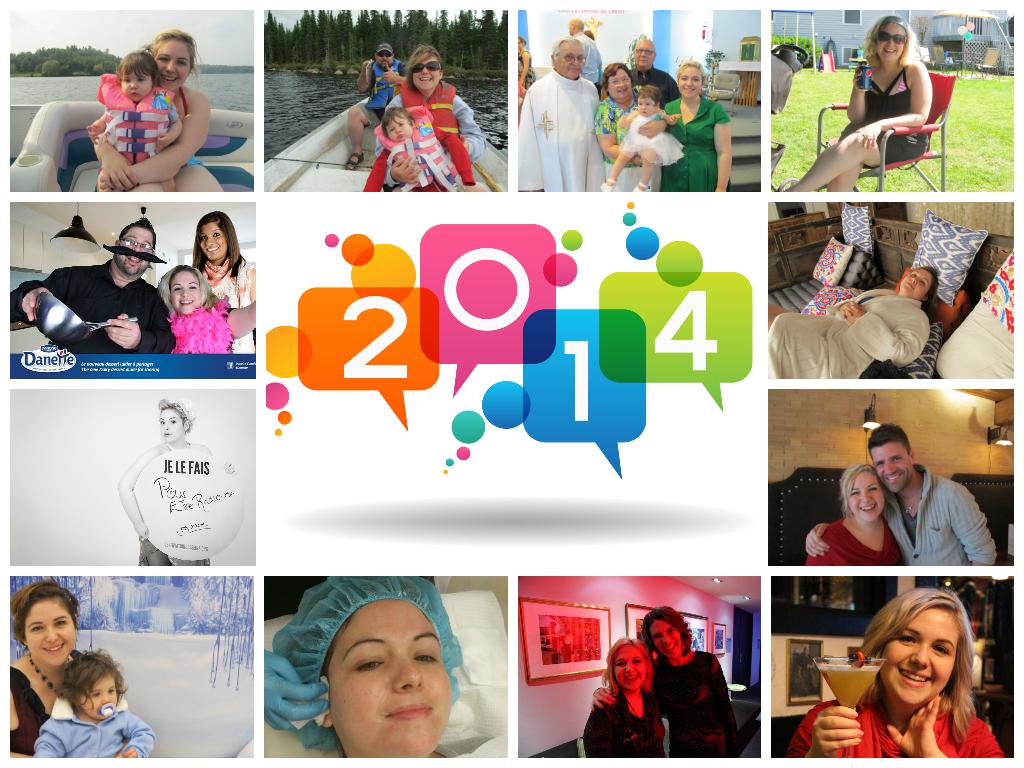 Retour sur l'année 2014 pour dire bonjour 2015