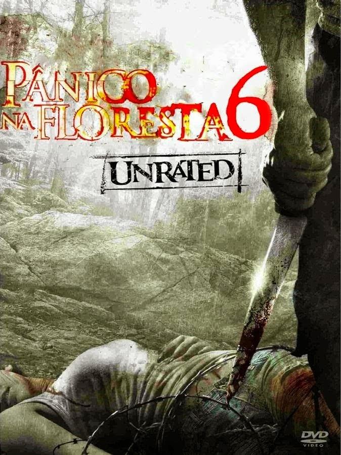 Pânico na Floresta 6 – Dublado (2014)