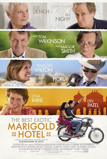 Hotel, Marigold, Madden