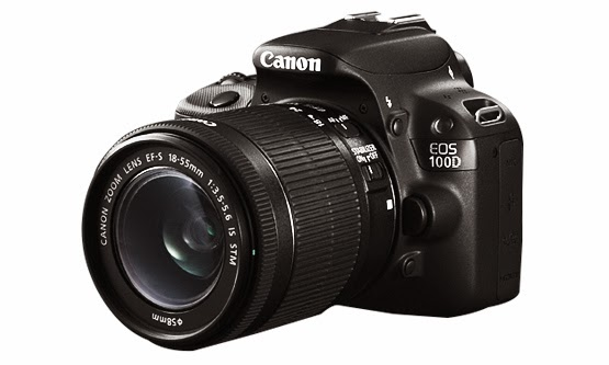 Harga dan Spesifikasi Kamera Canon EOS 100D Terbaru