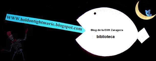 Blog de la Biblioteca de la EOIZ, 1