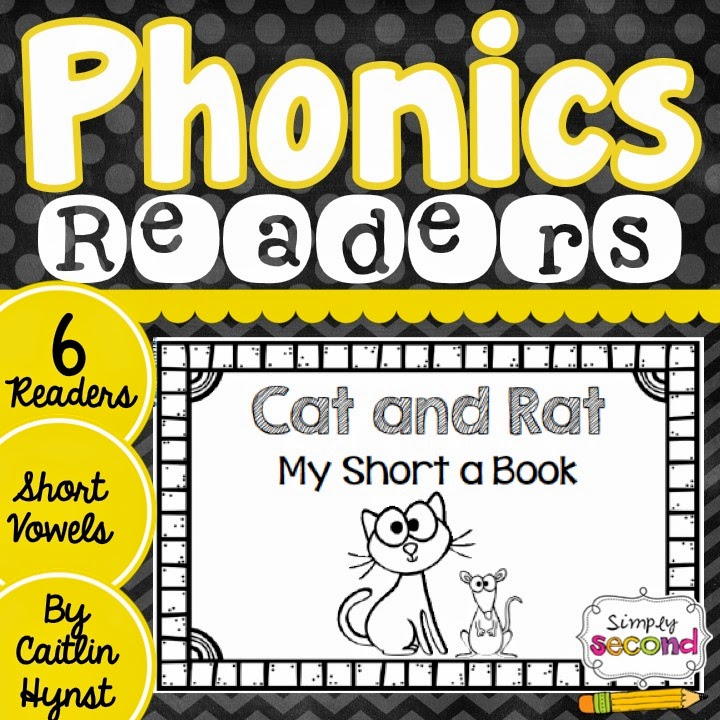 http://www.teacherspayteachers.com/Product/Phonics-Readers-Short-Vowels-1326041