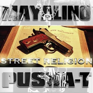 Mayalino - Street Religion (Ft. Pusha T)