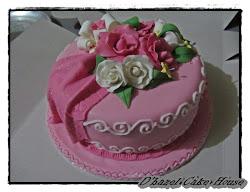 New-fondant cake
