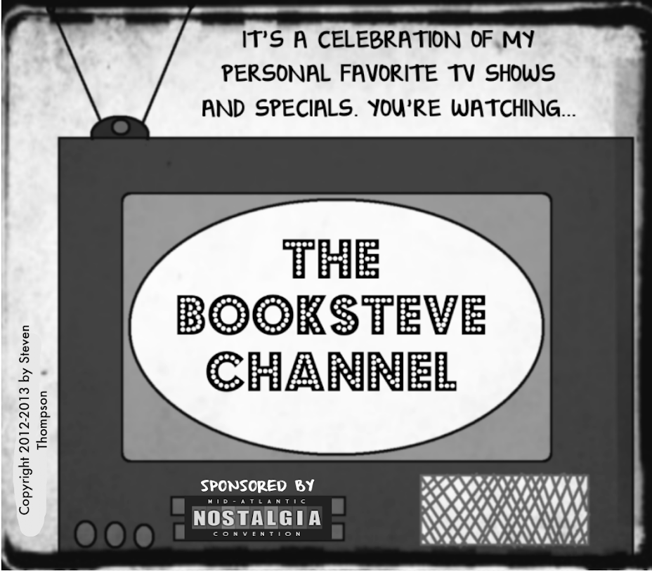 THE BOOKSTEVE CHANNEL