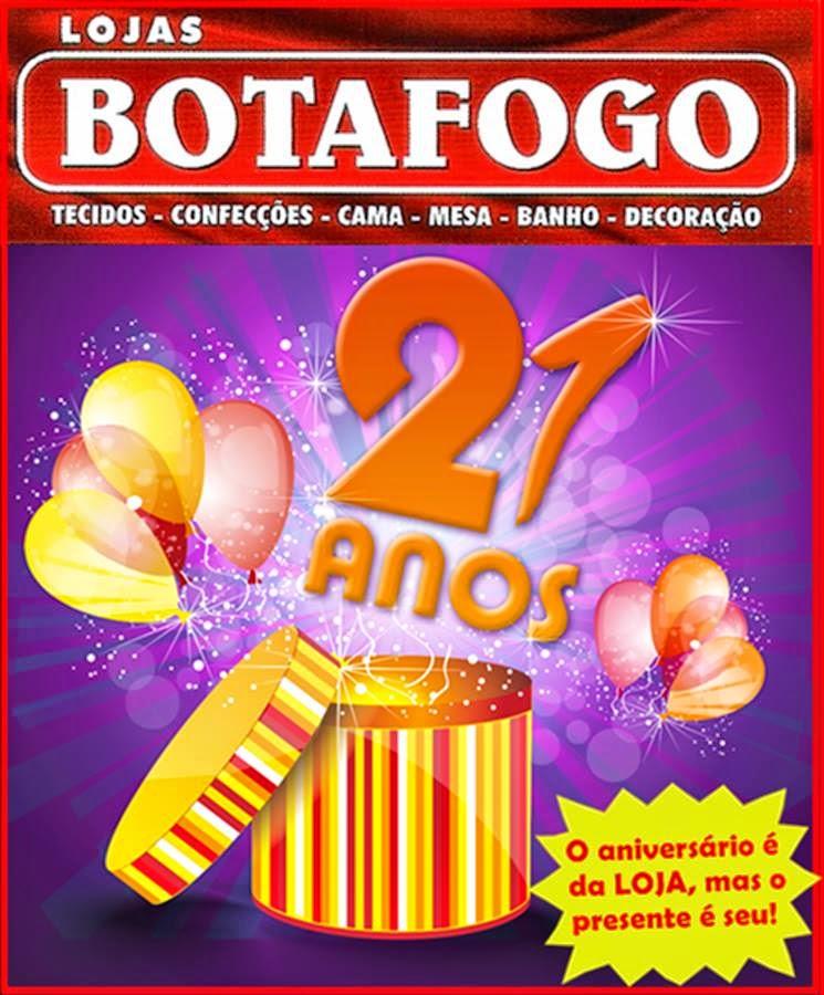 Mês de aniversário da Botafogo