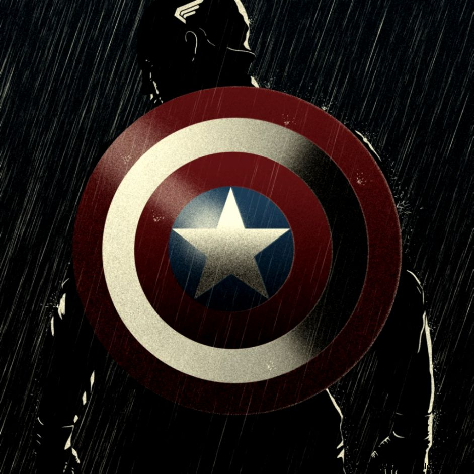 Captain America 2 Iphone Wallpaper