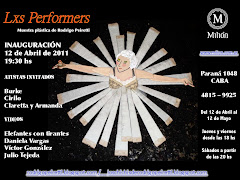 Lxs Performers - la sexta muestra de L@s Chichis