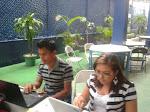 elaborando el blog