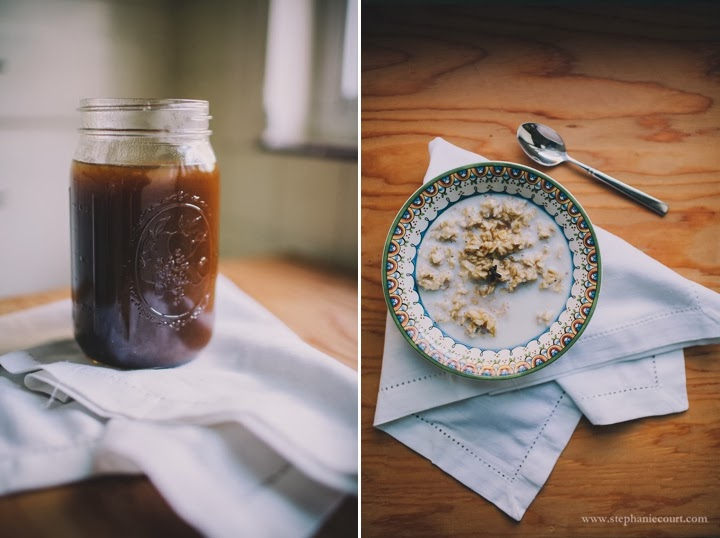 oatmeal-with-pumpkin-spice-syrup