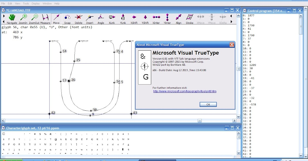 Open Source Software And Windows 32 Bit Visual True Type