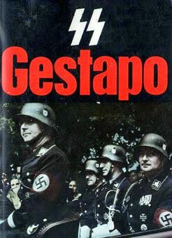 mengenal gestapo Nazi Jerman